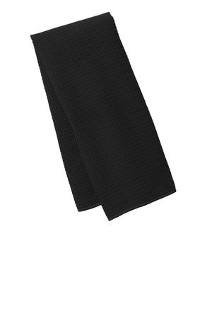 Port Authority Waffle Microfiber Fitness Towel