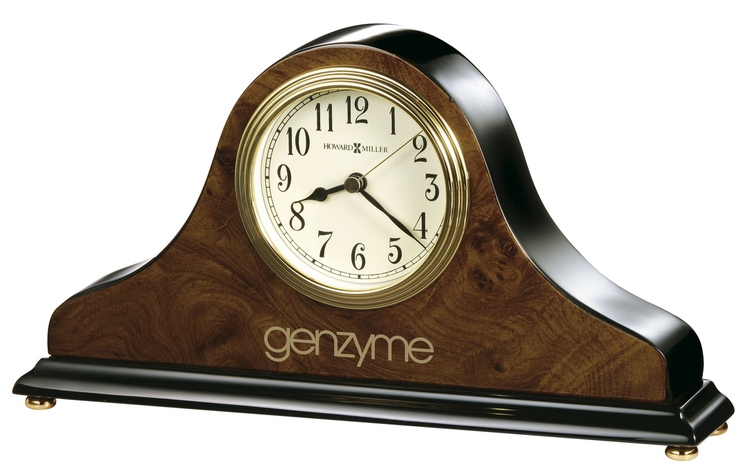 Howard Miller Baxter tabletop clock