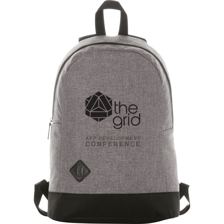 Graphite Dome 15 Computer Backpack