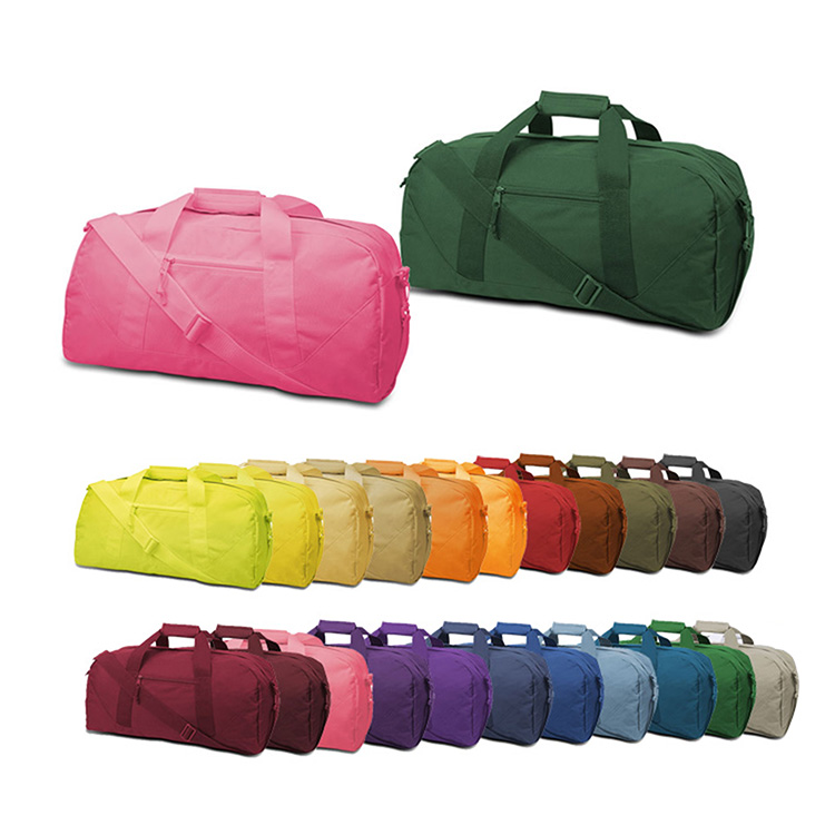 Large Square Duffle Bag Personalized Bags Custom Printed With Logo Design