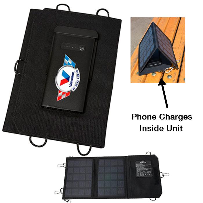 TriFold Solar Power Pack (5,000mAh)