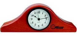 Classic Wood Mantle Clock