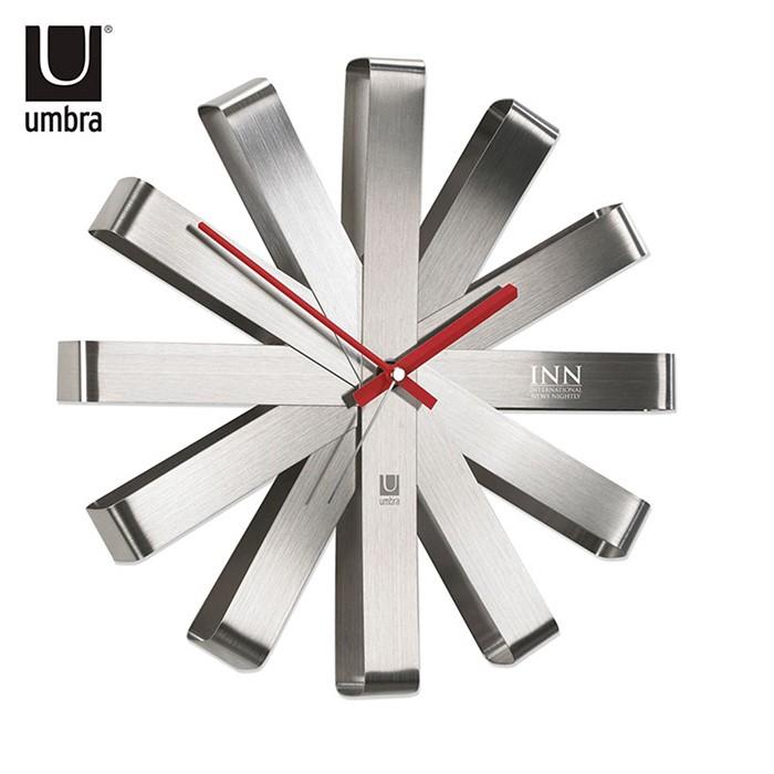 Umbra Ribbon Clock