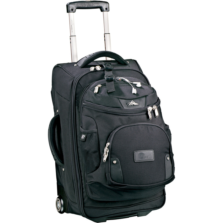 High Sierra 24 Wheeled Carry-On with Removable Day Pack