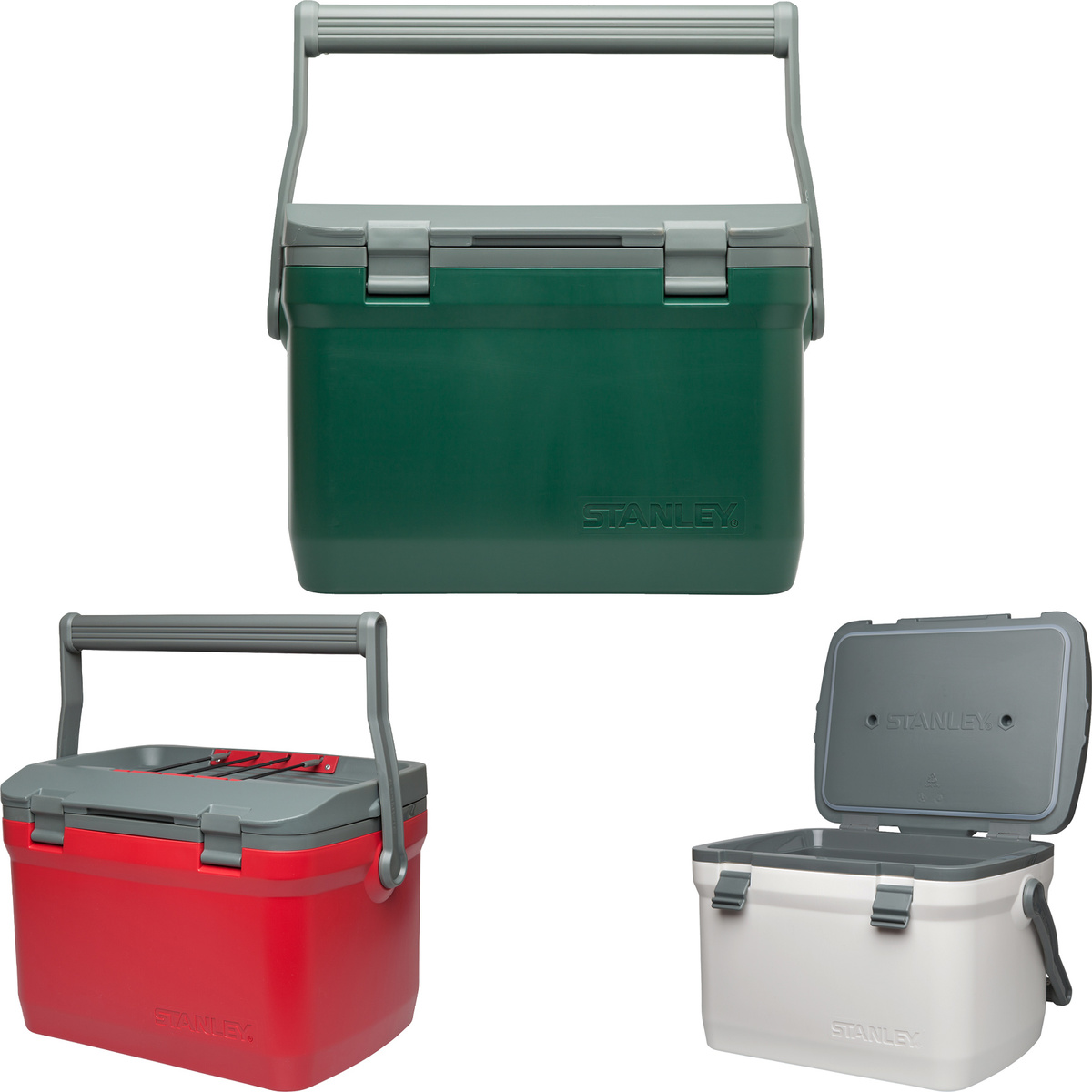 Stanley® Adventure Easy Carry Outdoor Cooler 16QT - 1001623 | MW Reps