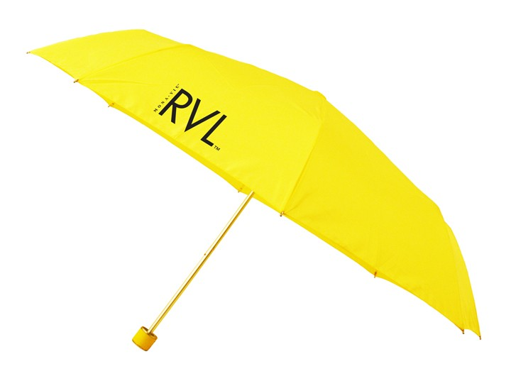 The 44 Lightweight Mini Manual 3 Fold Umbrella - Umbrella