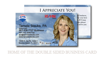 Full Color Business Cards - 2 x 3.5