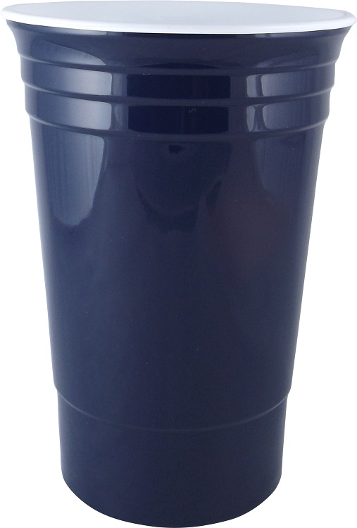 The Cup 16 Oz Double Wall Insulated Quot Party Quot Plastic