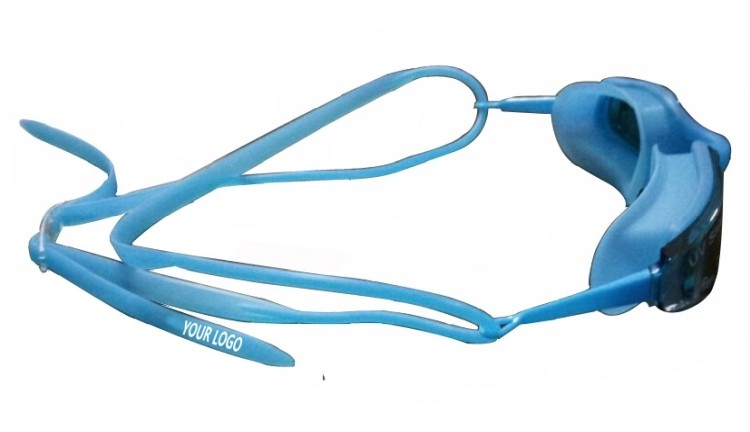 Adjustable Swim Goggles With Case