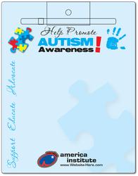 Awareness Memo Board - 8.5x11 Laminated - 14 pt.