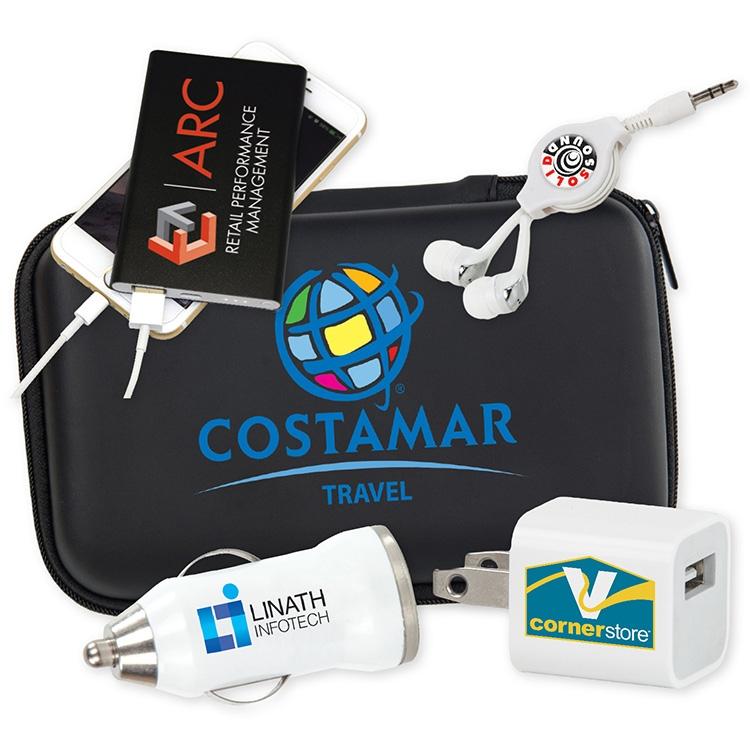 4000 mAh Power Bank Gift Set