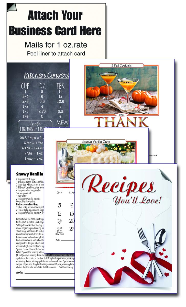 RCP508 – Recipes You'll Love