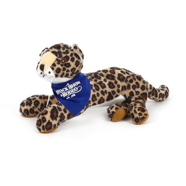 9 Realistic Stuffed Animal- Real Leopard / Jaguar