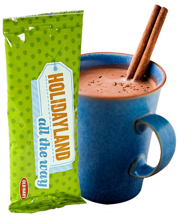 Direct Print - Hot Chocolate - Tall (4CP)