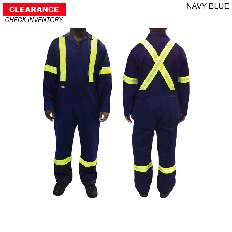 Coverall Reflective Tape, Blank