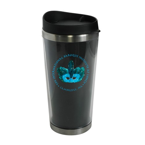 12 oz Stainless Steel Tumbler