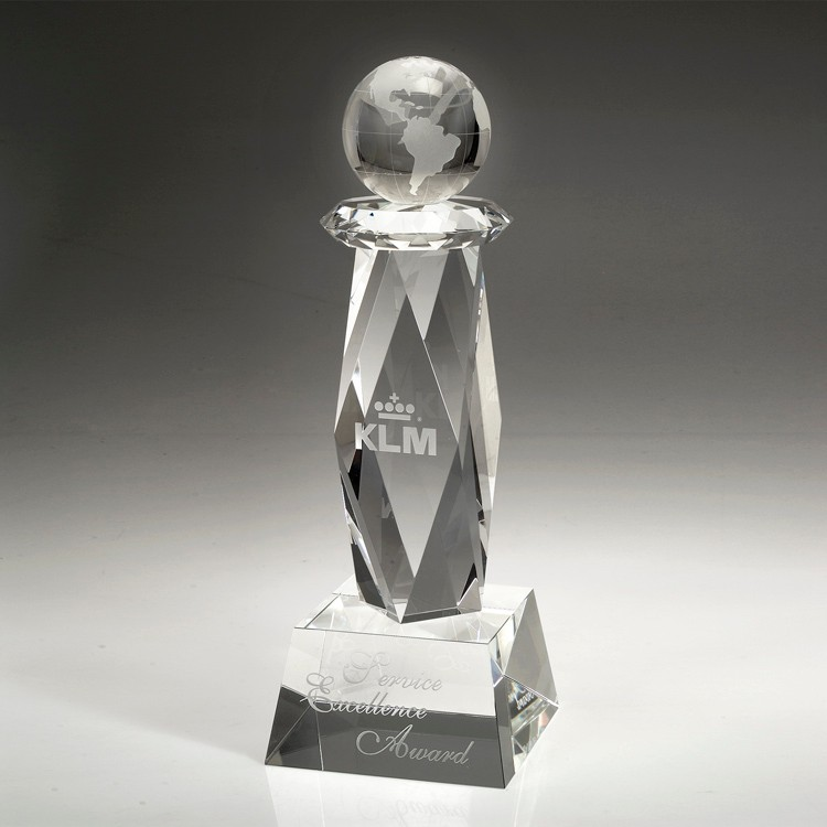 Award- Awards, Trophy,Ultimate Globe Trophy 15