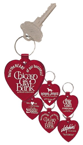 Heart Keytags - Heart Keytags