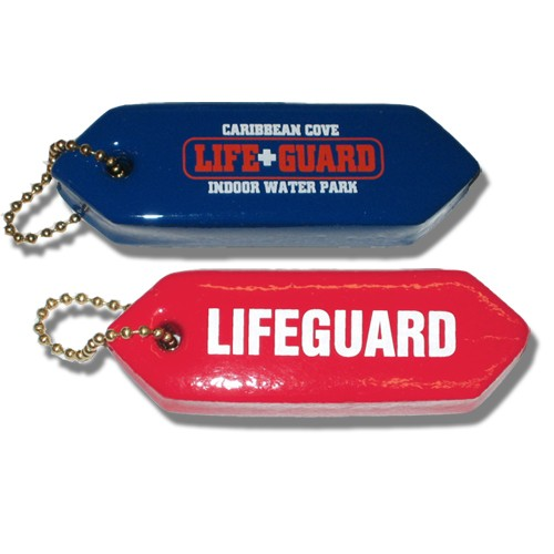 Lifeguard Tube Key Float