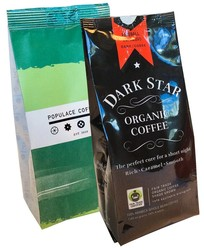 Direct Print 8oz Gourmet Coffee Bag