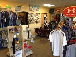 Orlando Showroom with Under Armour, Nike, Columbia and more