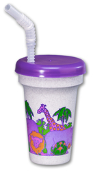 12 oz. Kids Sports Sipper Cup