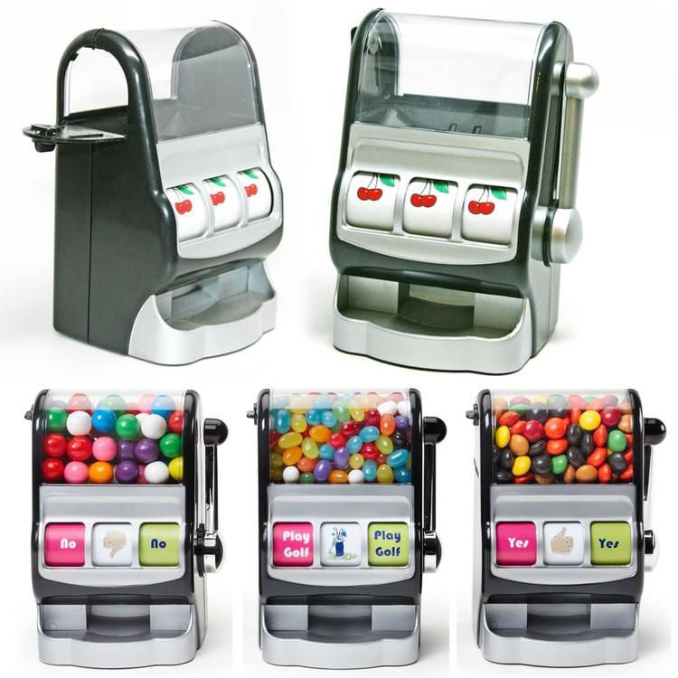 Jackpot Slot Machine Dispenser Empty