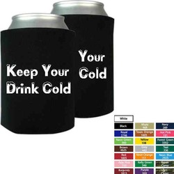 Econo Coozie - 1 Color imprint