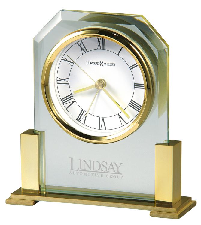 Howard Miller Paramount tabletop alarm clock