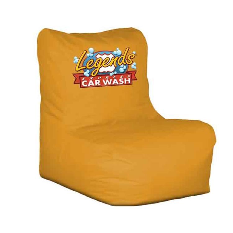 Bean Bag L-Chair