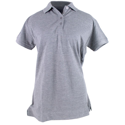 Go-to-Gotta-Have Womens Solid Pique Polo