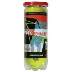 Wilson Championship Tennis Balls With Custom Half Wrap, Blank Balls