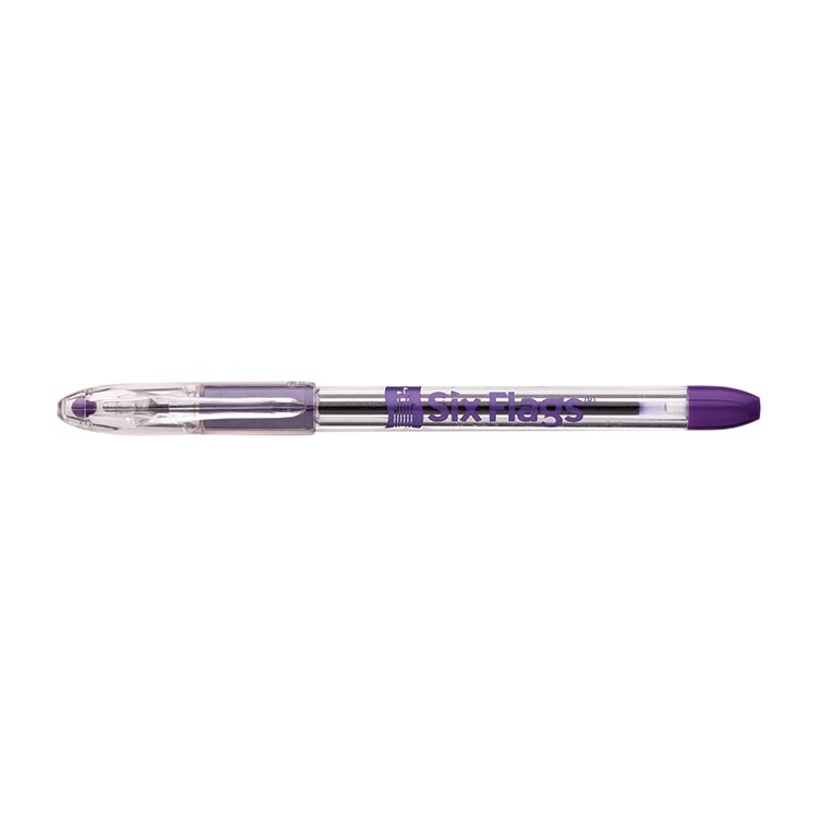 RSVP Ballpoint Pen (Medium) - Violet Barrel