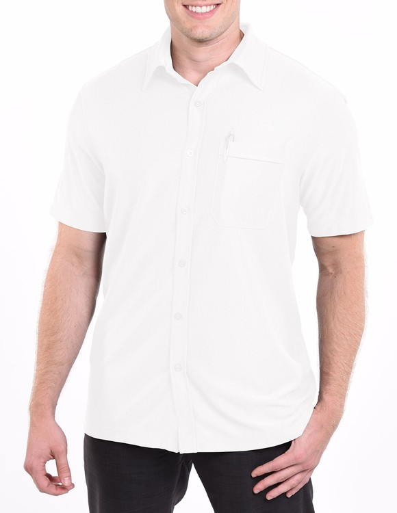 Men's Casual Performance Golf Shirt