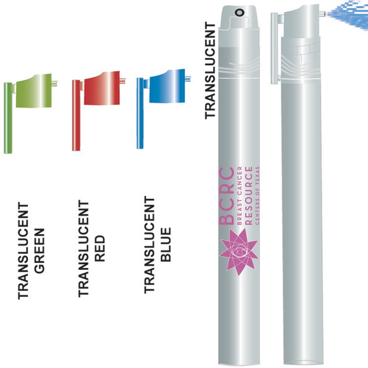 Twist N Lock Pen Shape Lens Cleaner - USA Made