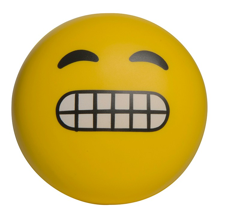 Yikes Emoji Squeezies Stress Reliever