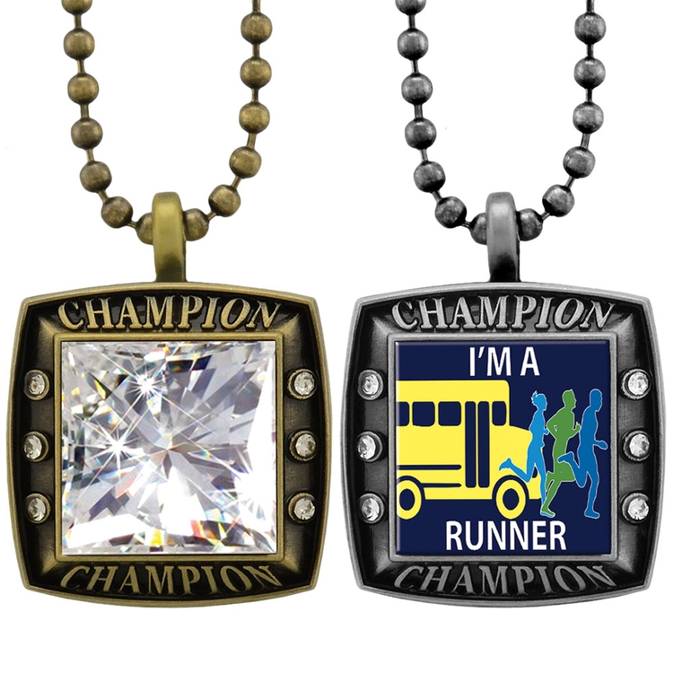 Express Championship Charms