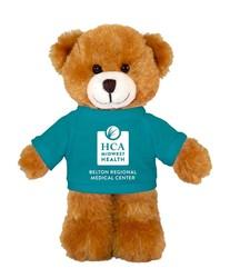 Soft Plush Mocha Teddy Bear Stuffed Animal
