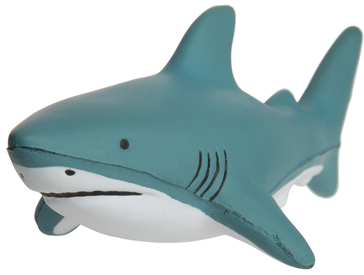 Great White Shark Squeezies Stress Reliever