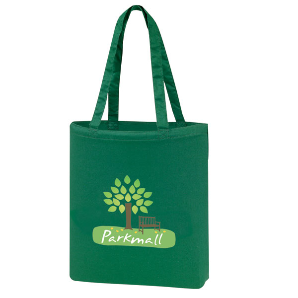 eGREEN Promotional Canvas Tote