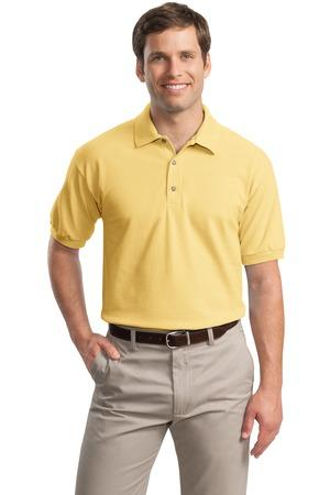 Gildan - Ultra Cotton 6-Ounce Pique Knit Sport Shirt.