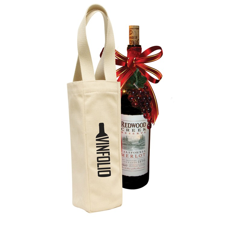 Brand Gear™ Toscana Vineyard Wine Tote