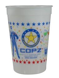 Glow Stadium Cups - Silkscreen