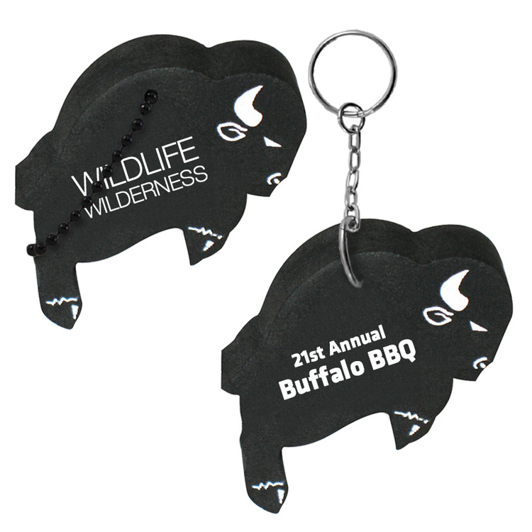 Buffalo Key Tag