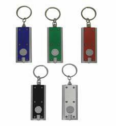 LED Rectangle Key Chain