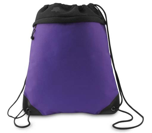 Shore Coast Drawstring Backpack