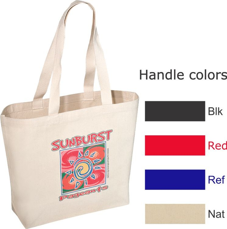 Recycled Convention Tote / Bag