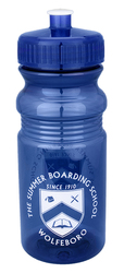 20 oz. Translucent Sports Bottle