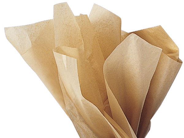 Eco Friendly Recycled Kraft Tissue Paper