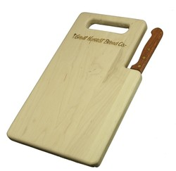Chefs Board and Knife Set